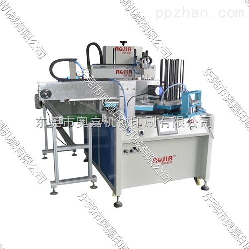 宁波温州全自动尺子丝印机