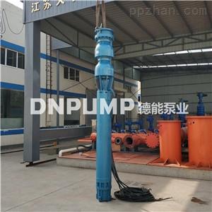 QJR深井热水泵温泉深井泵专用