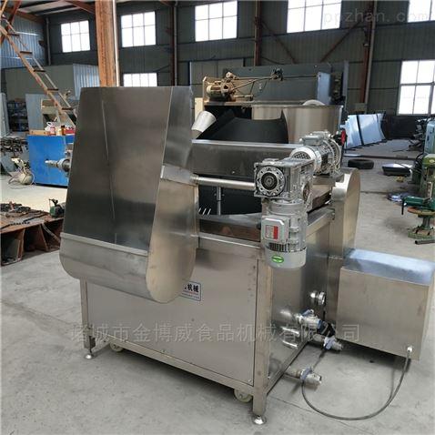 鱼豆腐加工机器油炸机