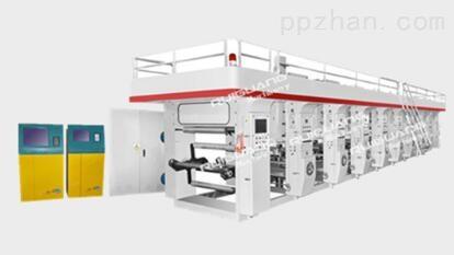 电脑彩色凹版印刷机