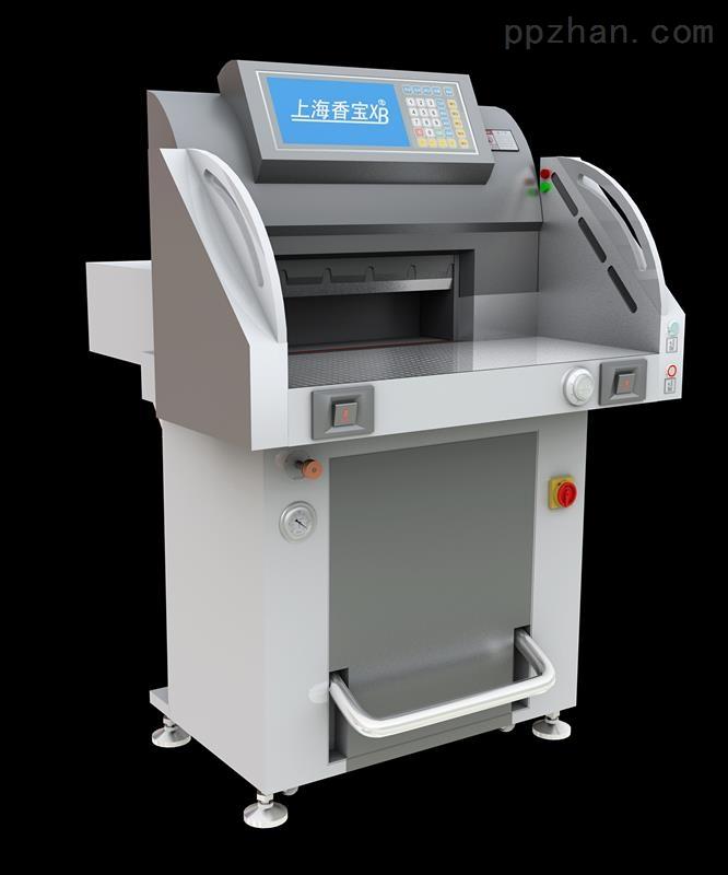 上海香宝XB-AT651-09双液压超静音切纸机