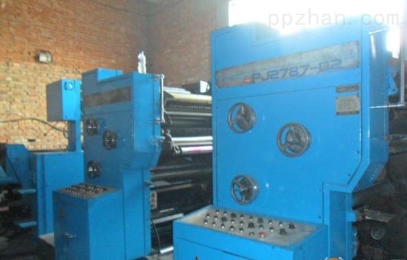 轮转印刷机  4787塔机