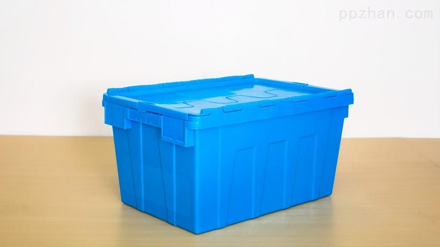 苏州迅盛斜插箱防尘箱240塑料箱生产供应