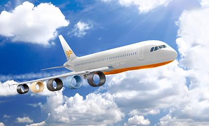 减轻重量,提高安全性:经测试适用于飞机的 igus 耐磨工程塑料轴承
