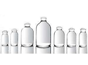 模制药用玻璃瓶 式样