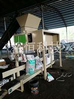河南郑州双工位玉米大豆定量包装机厂家