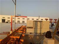 全国首屈一指的加气砖机芯移动水平打包机
