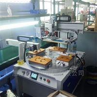节省人工丝印机全自动转盘移印机带机械手